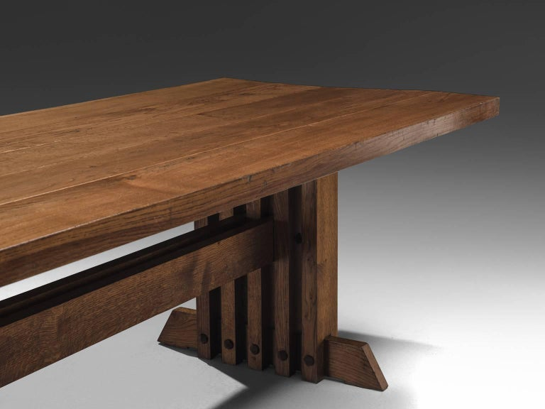 Mid-Century Modern Rare Jordi Vilanova I Bosch Table Designed for 'Caves Codorniu', Spain For Sale