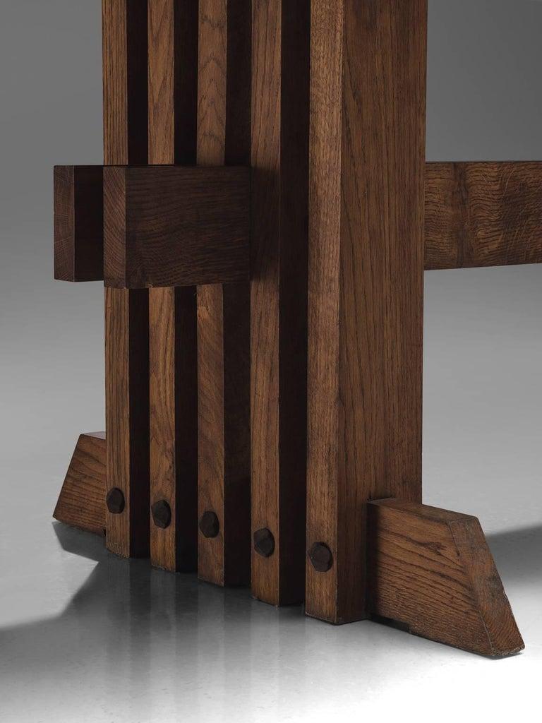Spanish Rare Jordi Vilanova I Bosch Table Designed for 'Caves Codorniu', Spain For Sale