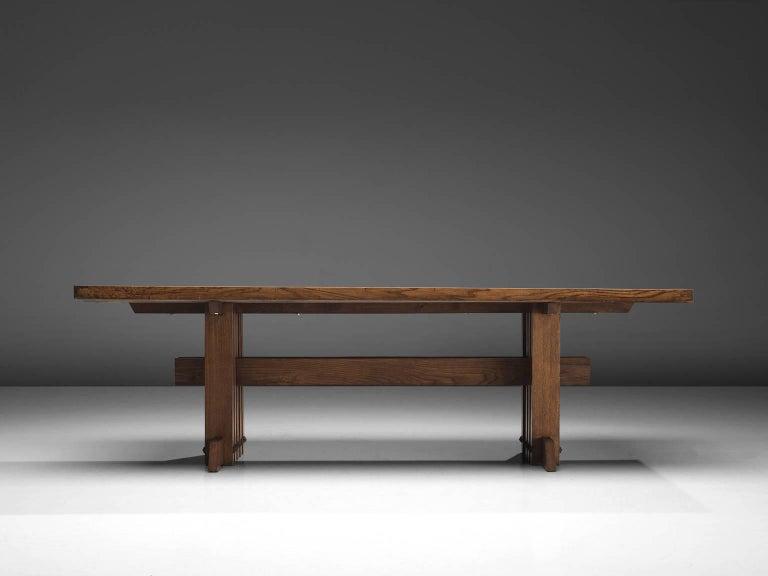 Rare Jordi Vilanova I Bosch Table Designed for 'Caves Codorniu', Spain In Good Condition For Sale In Waalwijk, NL