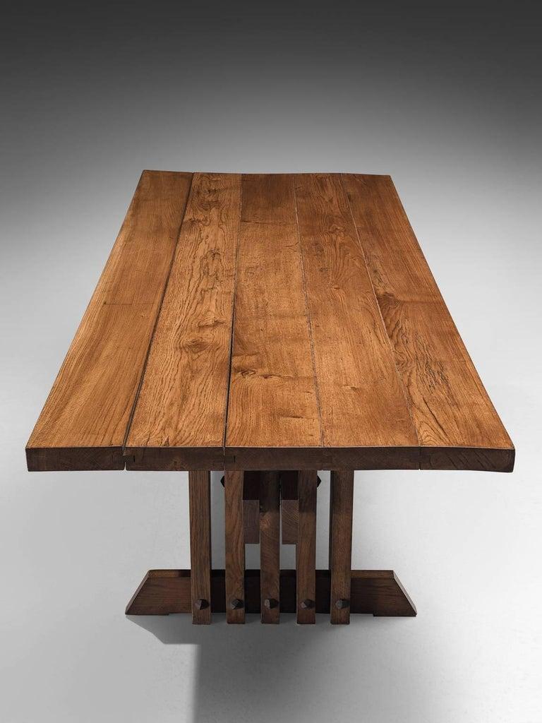 Mid-20th Century Rare Jordi Vilanova I Bosch Table Designed for 'Caves Codorniu', Spain For Sale