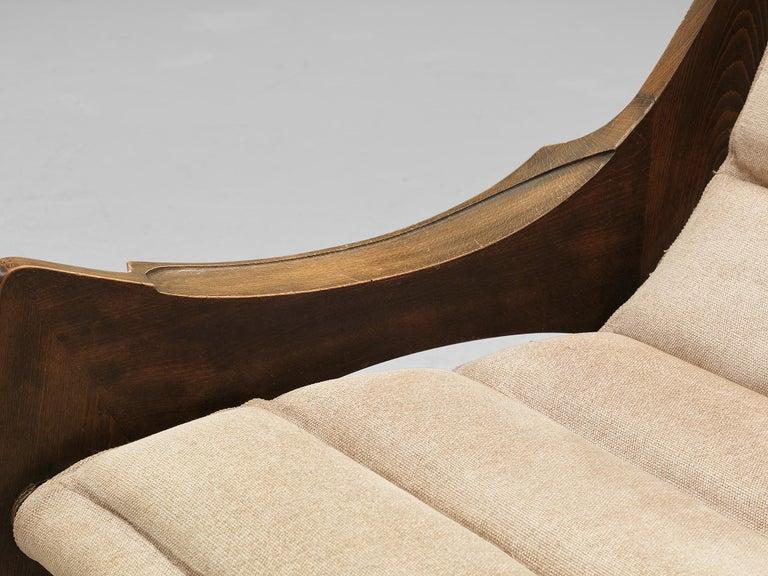 Rare Jordi Vilanova'Tartera' Rocking Chairs For Sale 3