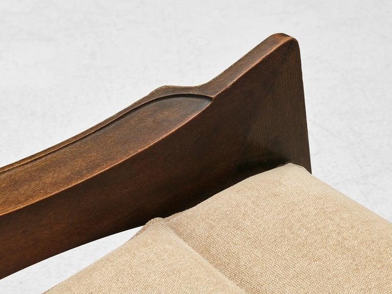 Rare Jordi Vilanova'Tartera' Rocking Chairs For Sale 5