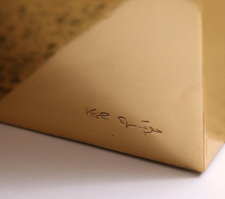 Signed Karl Springer