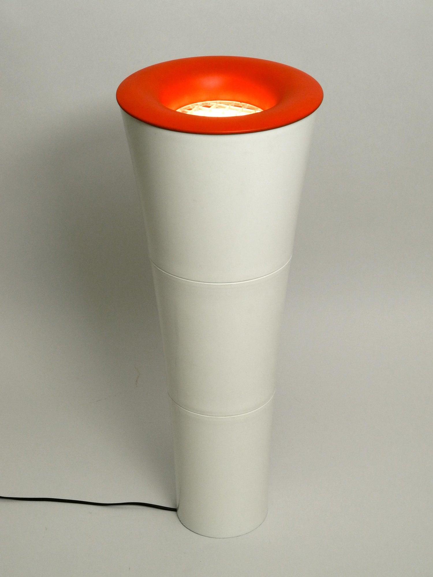 Rare Large 1980s Ikea Fackla Floor Lamp Uplighter Postmodern