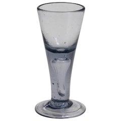 Rare Large Norwegian Glass, Nøstetangen Glasswerk