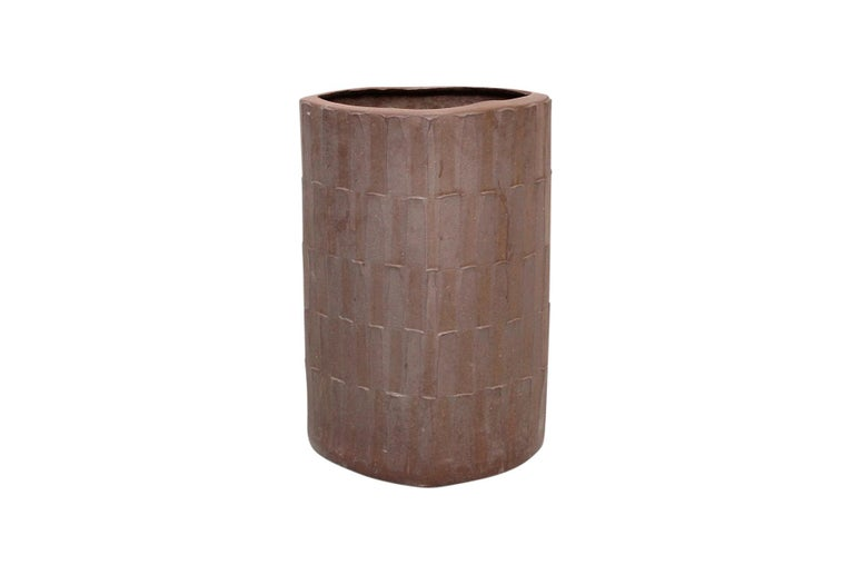 Mid-Century Modern Rare Large Umbrella Stand by David Cressey For Sale