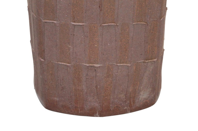 20th Century Rare Large Umbrella Stand by David Cressey For Sale