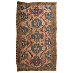 Rare Light Blue SUMAKH Antique Carpet