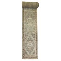 Rare Long Antique Khotan Runner