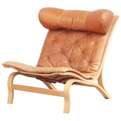 Rare Lounge Chair by Arne Norell for Norell Möbel AB, Sweden