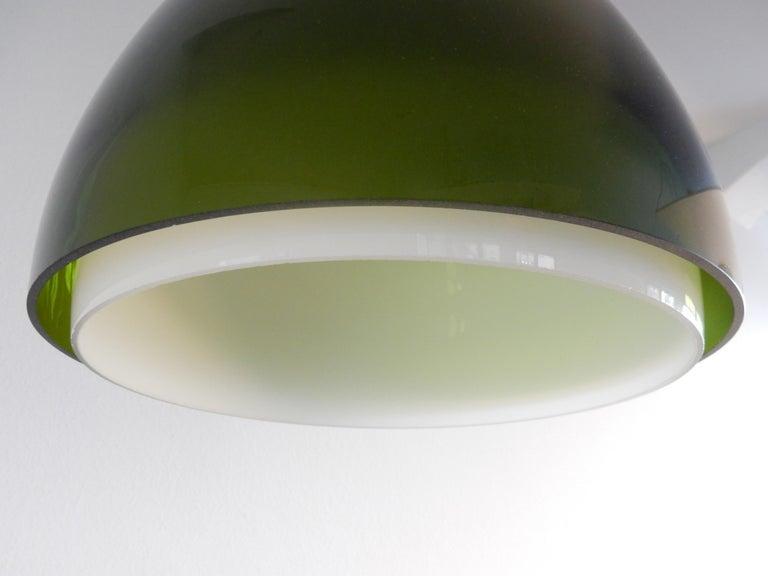 Danish Rare 'Lugano' Pendant Lamp for Fog & Mørup, Denmark, 1960s For Sale