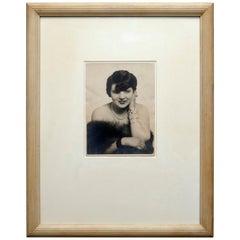 Rare Man Ray Photography of Gigi, 1927