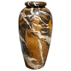 Rare Marble Vase 12th-14th Century Bactria