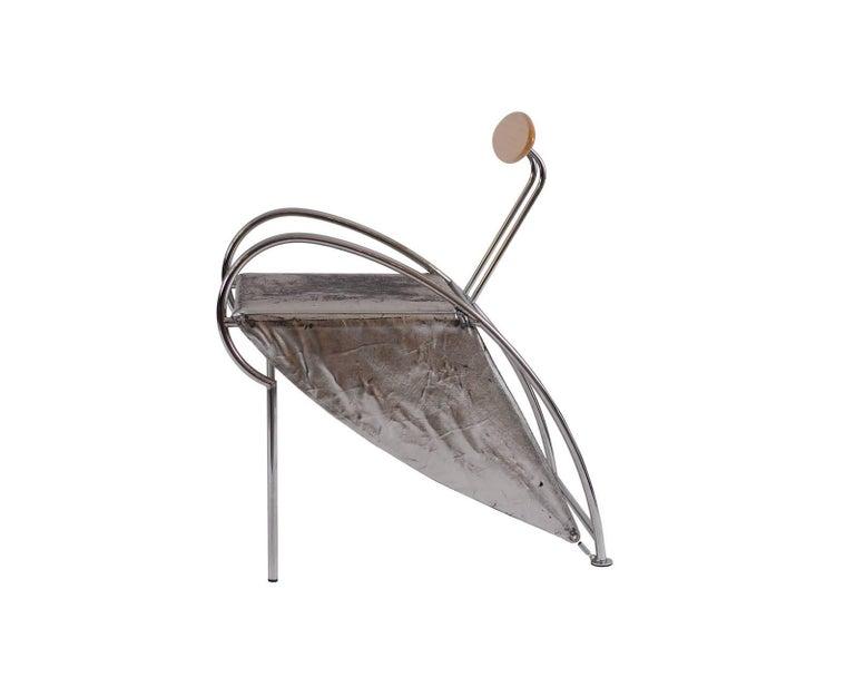 Modern Rare Massimo Iosa Ghini 1987 Italian Design Chair
