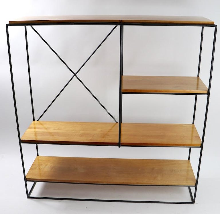 Rare McCobb Planer Group Bookcase Shelf In Good Condition For Sale In New York, NY