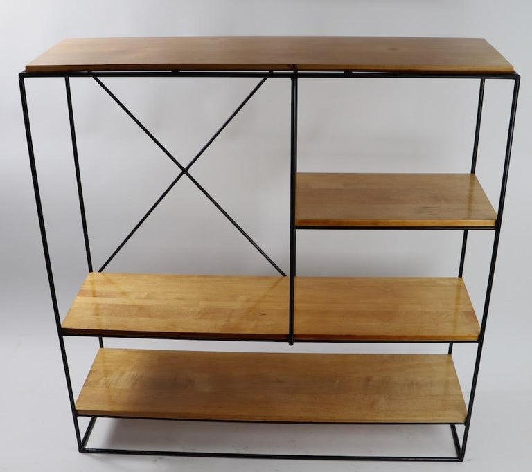 20th Century Rare McCobb Planer Group Bookcase Shelf For Sale