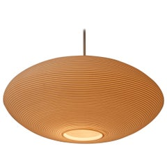 Rare Mid-Century Modern Rotaflex Pendant Lamp by Yasha Heifetz, 1960s