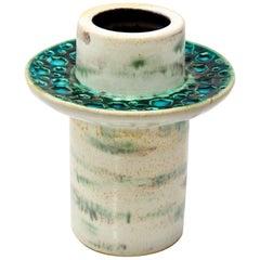 Rare Midcentury Dumler & Breiden Studio 23 Kristall Vase