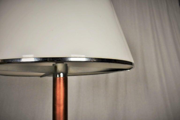 Modern Rare Midcentury Floor Lamp Kuala, Meblo by Franco Bresciani, Italy, 1970s For Sale