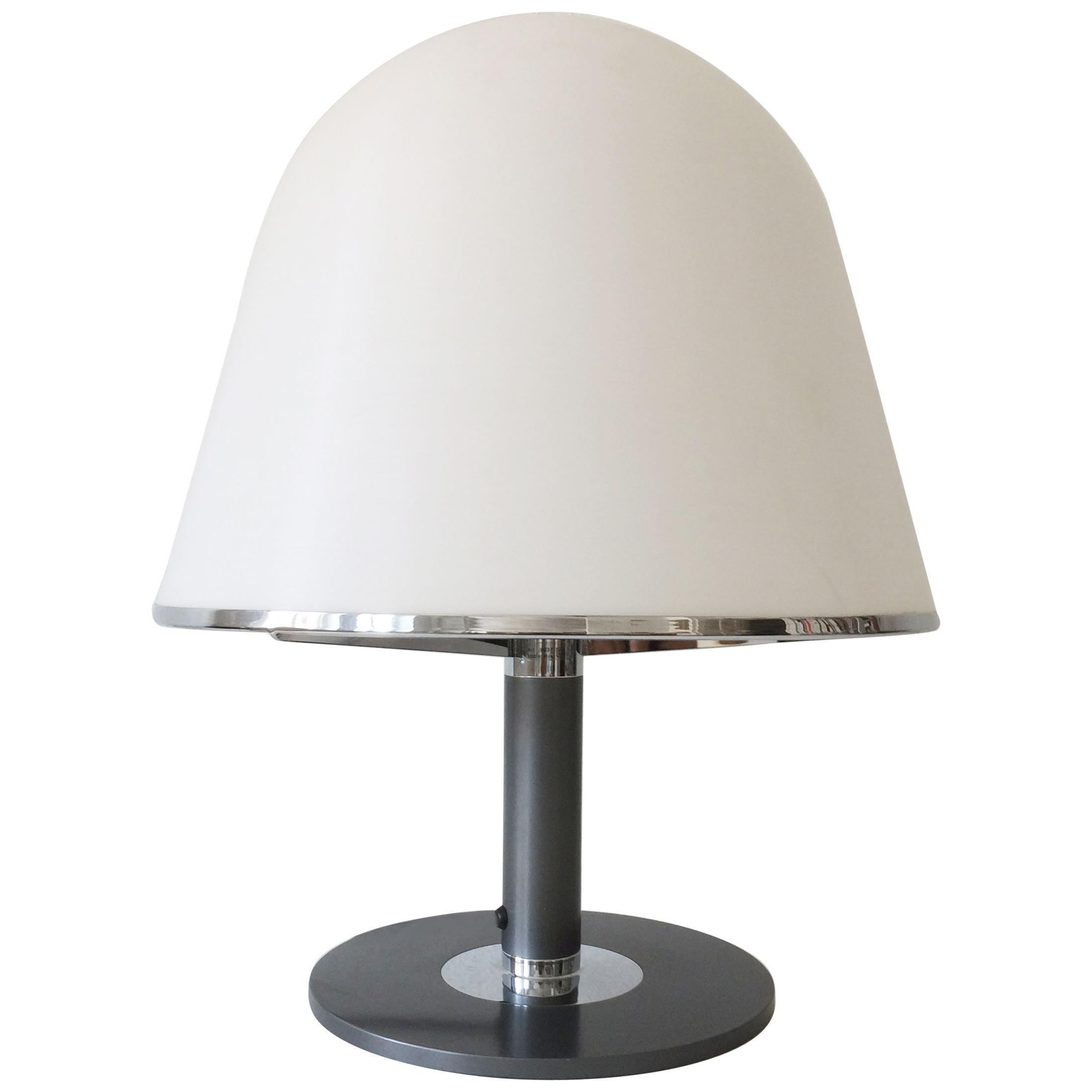 Rare Midcentury Kuala Table Lamp by Franco Bresciani for Guzzini, 1970s, Italy