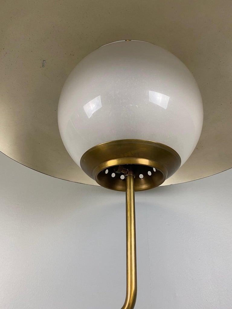 """Rare """"Mikado"""" Table Lamp by Luigi Caccia Dominioni Azucena For Sale 7"""