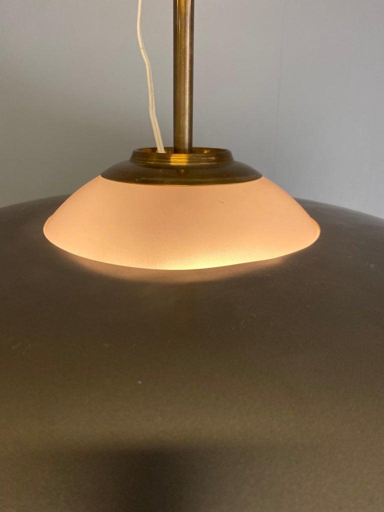 """Italian Rare """"Mikado"""" Table Lamp by Luigi Caccia Dominioni Azucena For Sale"""