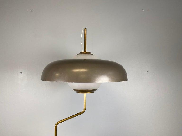 """20th Century Rare """"Mikado"""" Table Lamp by Luigi Caccia Dominioni Azucena For Sale"""