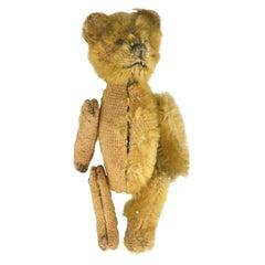 Rare Miniature Schuco 1920's Teddy Bear Compact