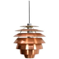 Rare Model '1231' Pendant by Stilnovo, Italy, 1960s
