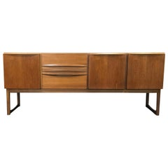 Rare Model British Midcentury Teak Sideboard by Tom Robertson for A.H. McIntosh