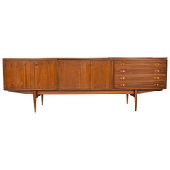 Rare Modular Hamilton Credenza by Robert Heritage for Archie Shine