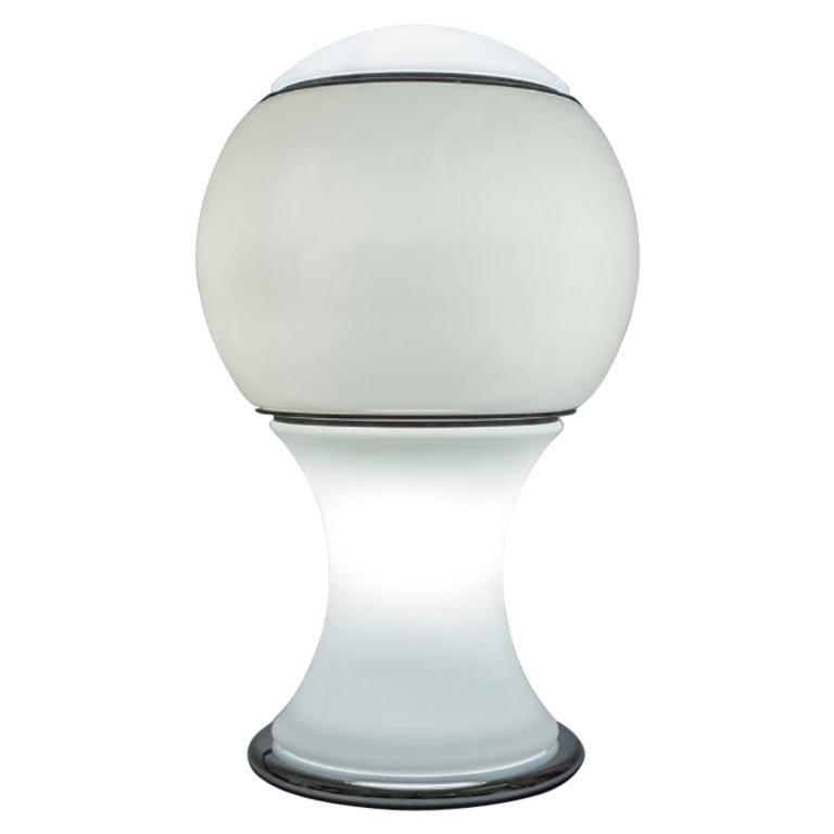 Rare Mongolfiera Lamp by Fontana Arte
