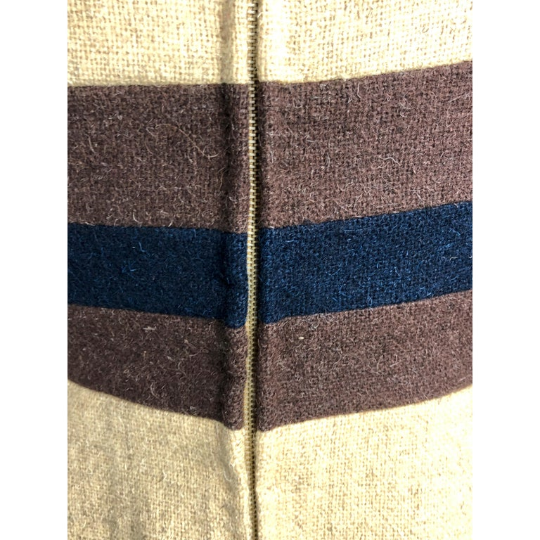 Rare Museum worthy Mary Quant wool dress, circa 1960s. For Sale 1