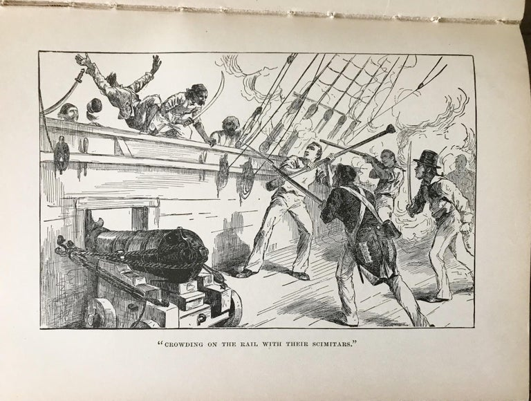 Rare Navel Book, The Boys of 1812 by James Russell Soley, Copyright 1888 For Sale 2