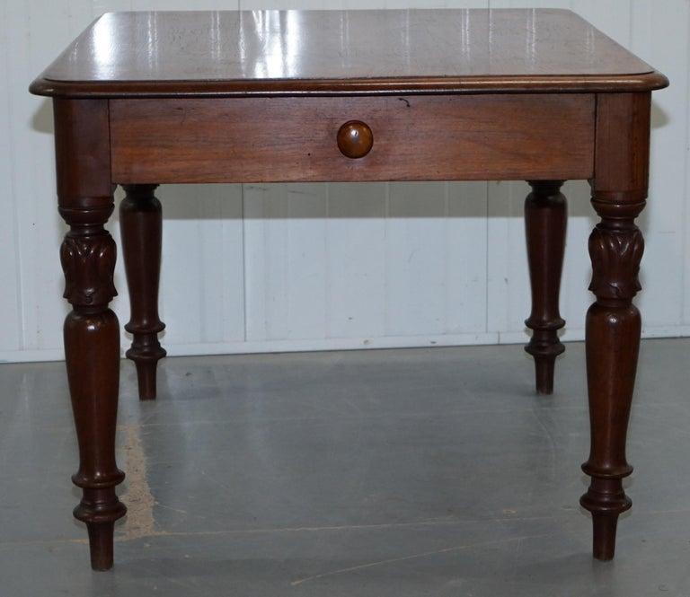 Cedar Dining Room Table: Rare North Australian Cedar Wood 4 Person Dining Table