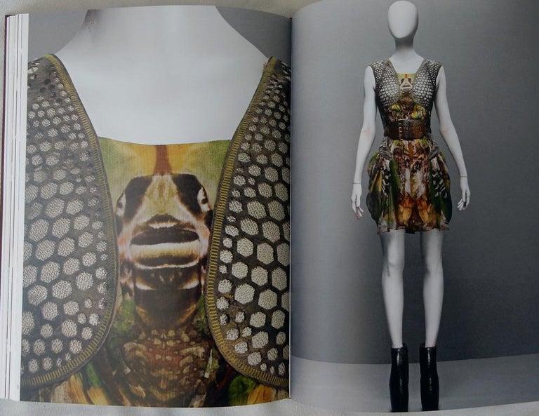 Black  Rare! NWT Alexander McQueen 'Moth' dress, Plato's Atlantis 2010 For Sale