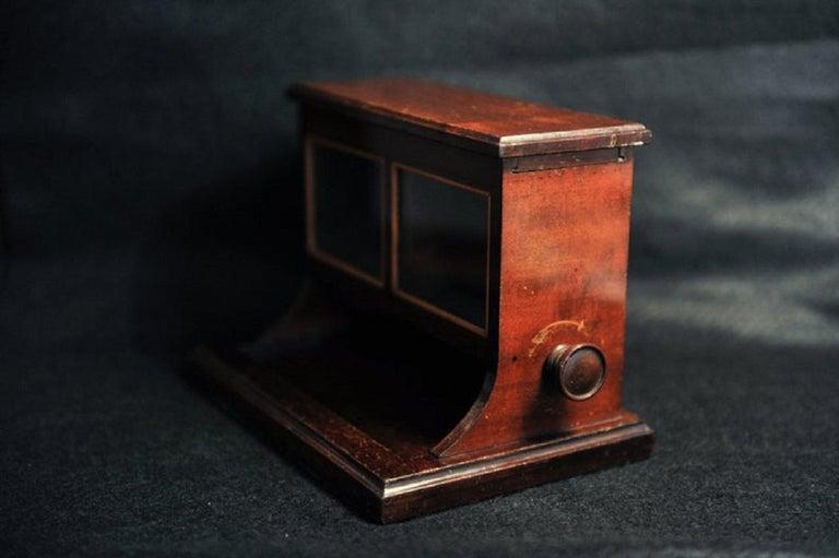 Rare Original Alfred Dunhill Inlaid Art Deco Cigarette Dispenser from 1920s For Sale 1
