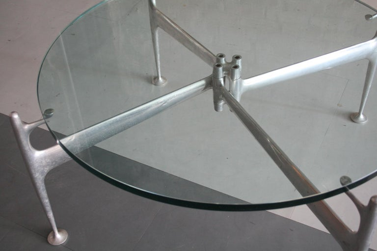 American Rare Original Design Coffee Table by Alexander Girard for Herman Miller For Sale