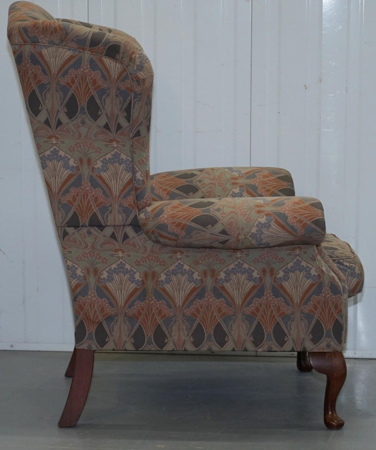 Rare Original Vintage Liberty London Ianthe Upholstered ...