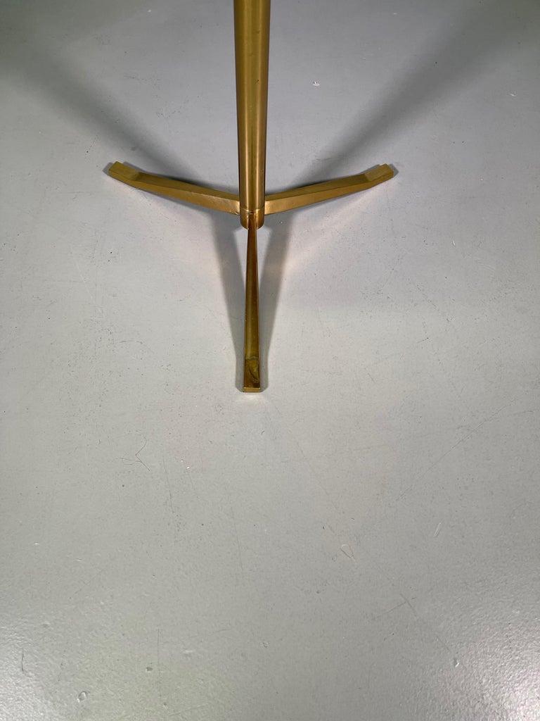 Rare Osvaldo Borsani Coffee Side Table Atelier Borsani Varedo Production For Sale 1