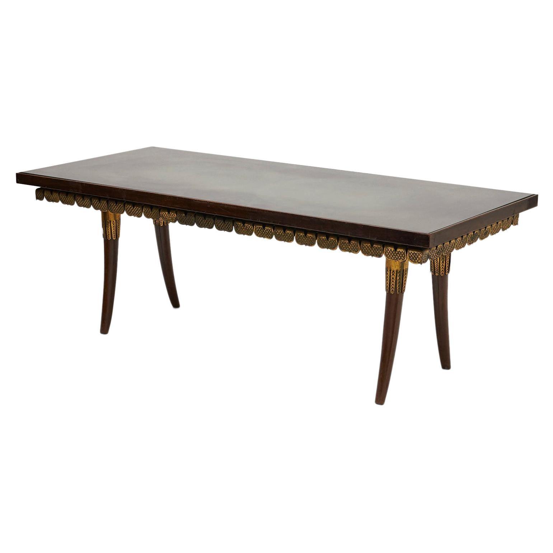 Rare Osvaldo Borsani Coffee Table