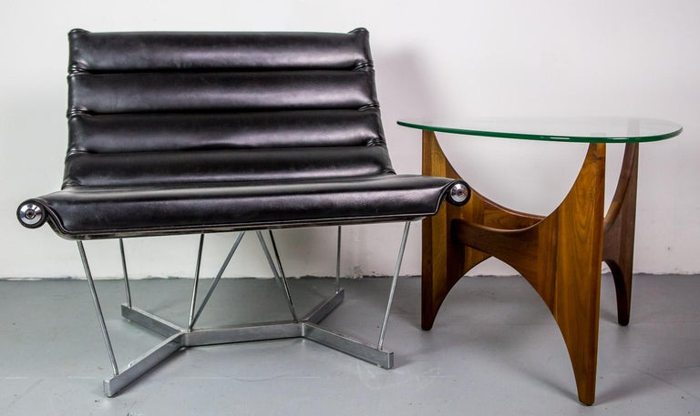 Rare Pair of Catenary Chairs by George Nelson for Herman Miller In Excellent Condition For Sale In Berlin, DE