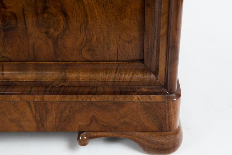 Rare Pair of Fine French Louis-Philippe Cabinets For Sale 5