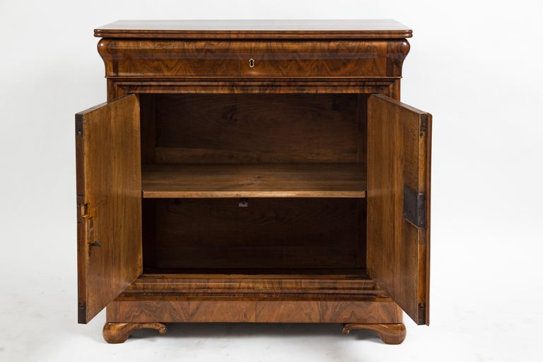Rare Pair of Fine French Louis-Philippe Cabinets For Sale 6