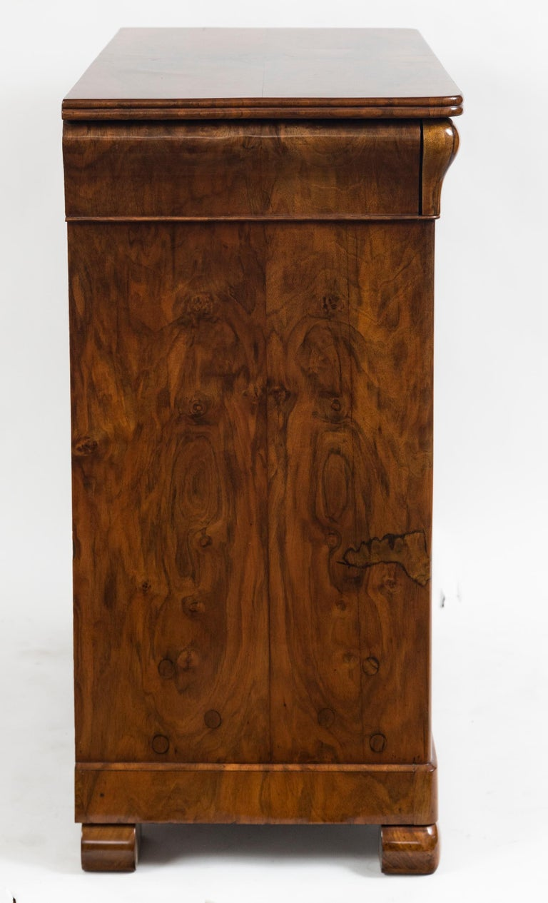 Rare Pair of Fine French Louis-Philippe Cabinets For Sale 1
