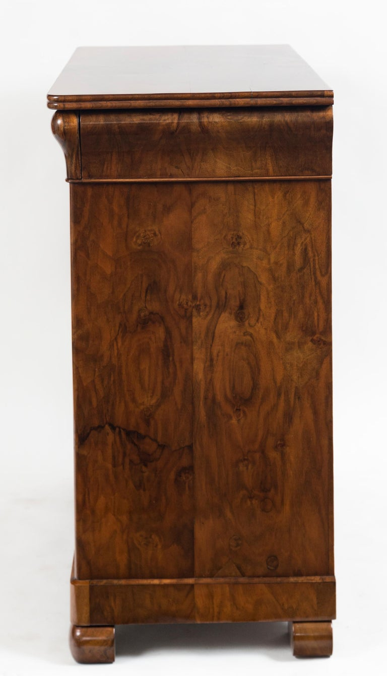 Rare Pair of Fine French Louis-Philippe Cabinets For Sale 2