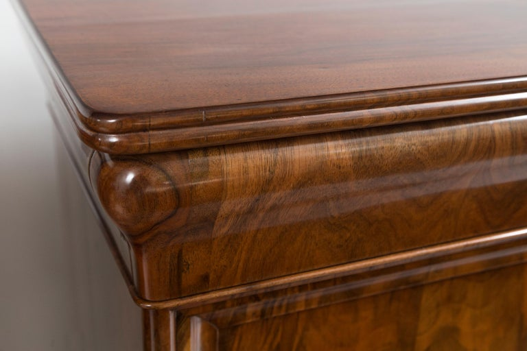 Rare Pair of Fine French Louis-Philippe Cabinets For Sale 3