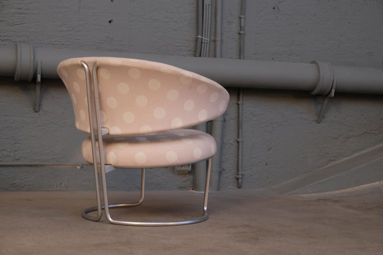 Rare Pair of Grete Jalk Easy Chairs, 1960s For Sale 3