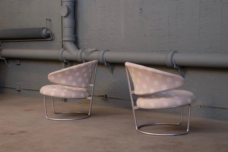 Rare Pair of Grete Jalk Easy Chairs, 1960s In Good Condition For Sale In Stockholm, SE