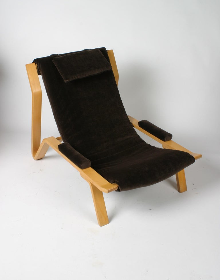Rare Pair of Harvey Probber Sling Chair, circa 1948 For Sale 3